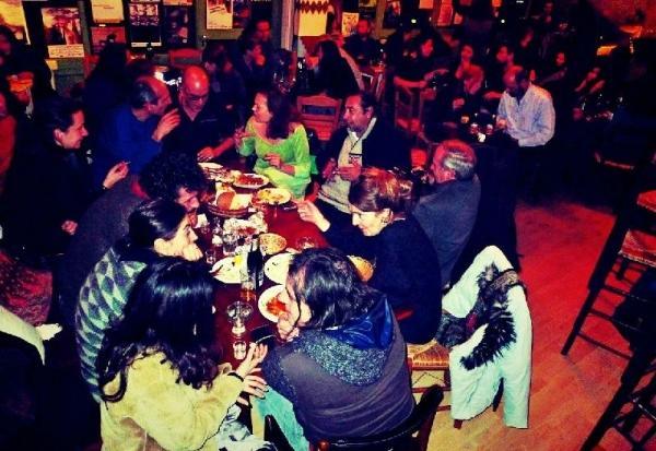 Greek Folk Dance Lesson w/ Dinner