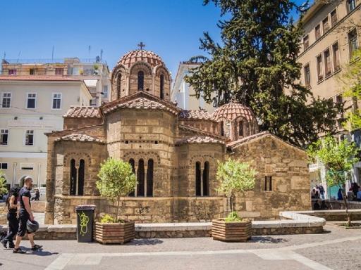 Medieval Athens Walking Tour