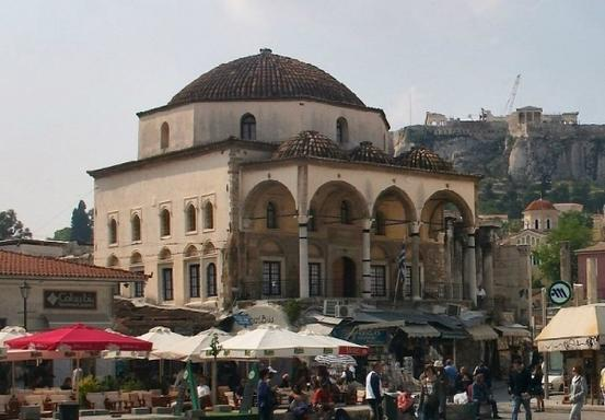 Ottoman Empire Tour of Athens