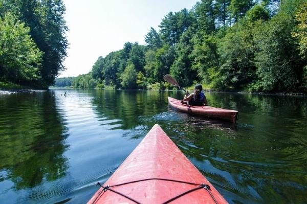 Kayak & Wine Day Trip from NYC