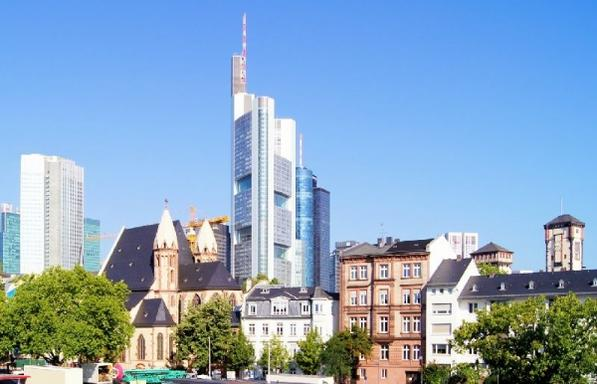 2-Hour Frankfurt City Tour
