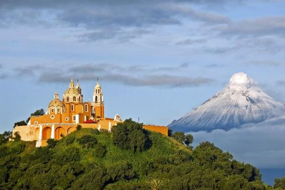 7-Day Wonderful Mexico Bus Tour