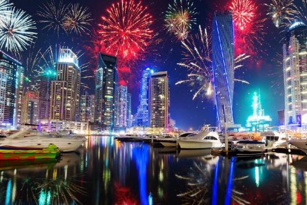 7-Day Dubai New Year Tour