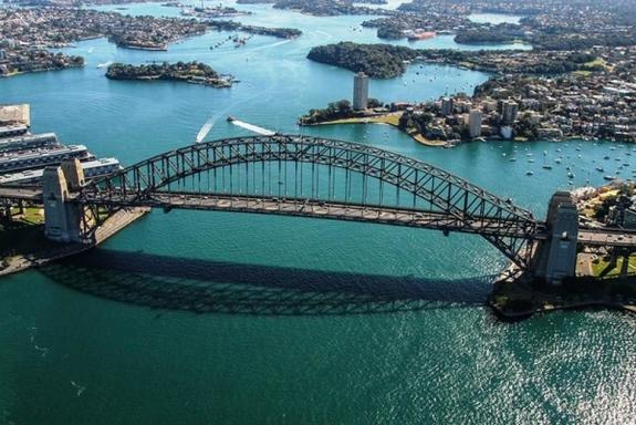 Sydney Harbour Scenic Shared Helicopter Flight for 1