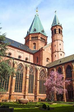 Day Trip to Wiesbaden and Mainz