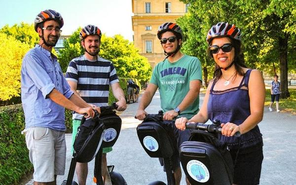 4-Hour Munich Grand Segway Tour