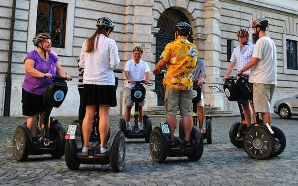 4-Hour Munich Segway Tour
