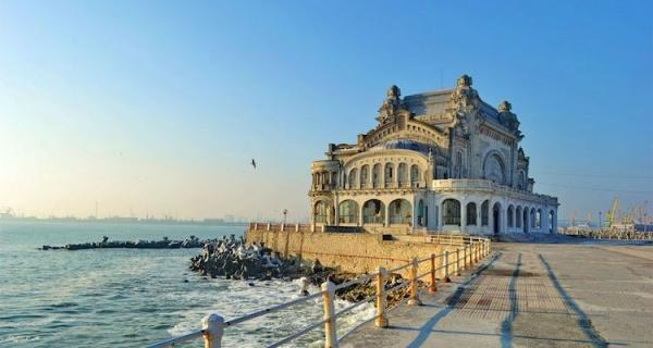 Day Trip to the Black Sea from Bucharest