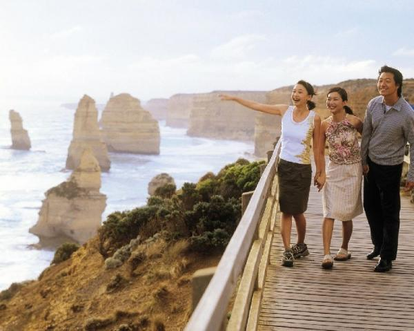 1-Day Great Ocean Road and Otway Rainforest Tour