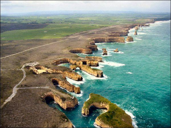 Great Ocean Road and Otway Rainforest Day Trip From Melbourne