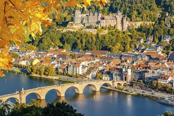Heidelberg Day Trip w/ Rhine River Cruise