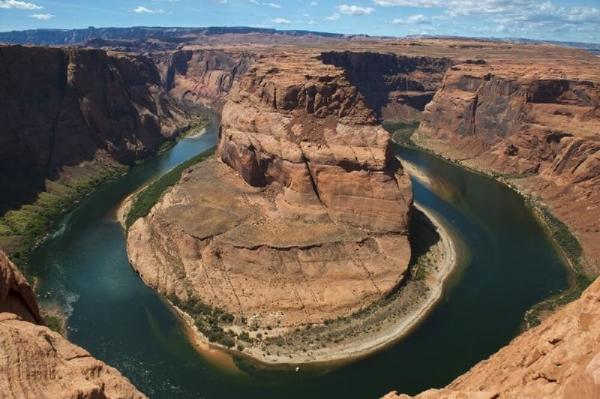 Cathedral Slot Canyon, Horseshoe Bend and Glen Canyon Dam Tour from Flagstaff