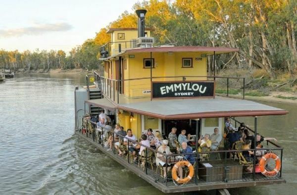 3-Day PS Emmylou Golfing Experience Cruise - Upper Deck Cabin