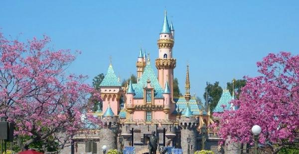 6-Day California Theme Park Package