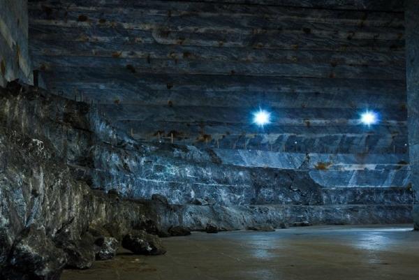 Slanic Salt Mine and Berca Mud Volcanoes Day Trip from Bucharest