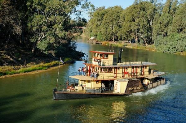 3-Day PS Emmylou Murray River Cruise - Upper Deck Cabin