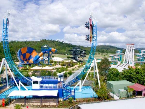 Wet 'n Wild Theme Park One Day Tour