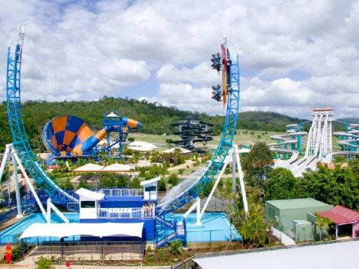 Wet 'n Wild Theme Park One Day Tour