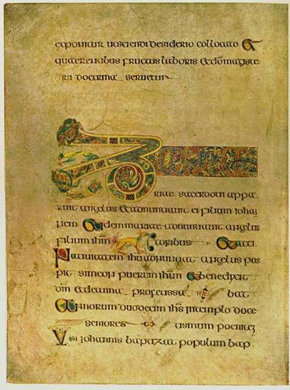 Trinity College - Book of Kells Admission Ticket