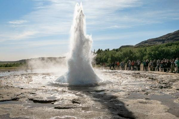 4-Day Iceland City Break w/ Hot Springs and Golden Circle Tour