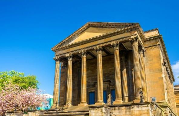4-Day Glasgow Vacation Package - Self Guided Tour