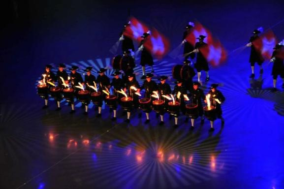 3-Day Edinburgh Military Tattoo Vacation Package