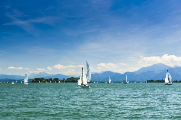 Herrenchiemsee Day Trip from Munich