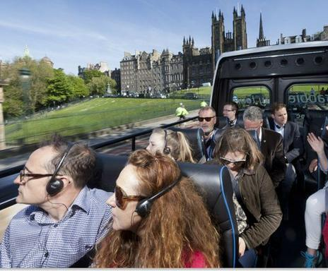 2-Hour Edinburgh Sightseeing Tour