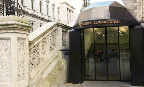 Churchill War Rooms and Museum Tour
