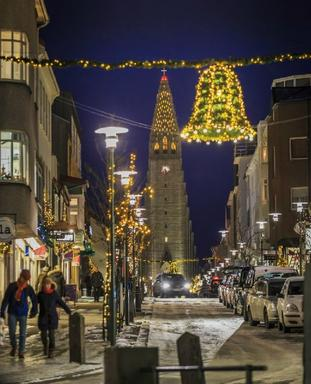 4-Day New Year's Eve in Reykjavik