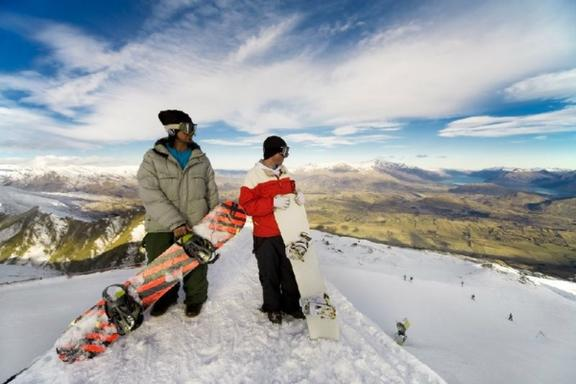 12-Day New Zealand's South Island Snow Odyssey