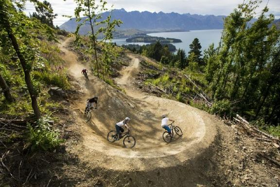 7-Day South Island Dirt Seeker Bike Tour
