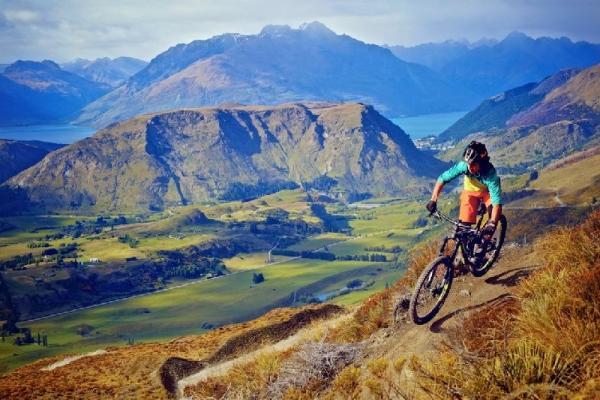 7-Day North Island Trail Hunter Bike Tour