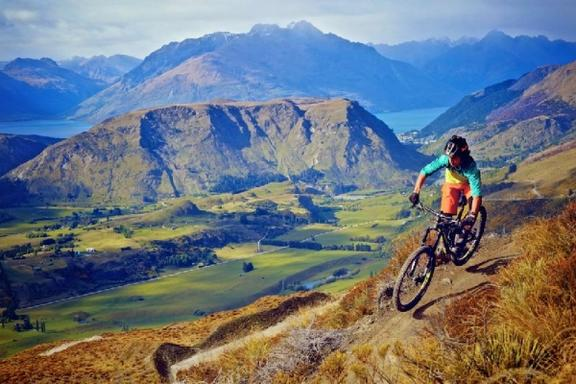 7-Day North Island Trail Hunter Bike Tour