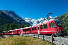 cheapest tour in europe:Scenic Europe & Bernina Express With Extended Stay In London