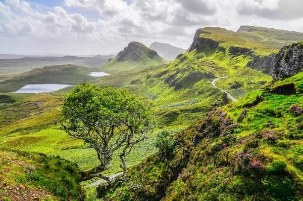 5-Day Isle of Skye, Loch Ness and Inverness Tour from Edinburgh**BnB Accommodations**