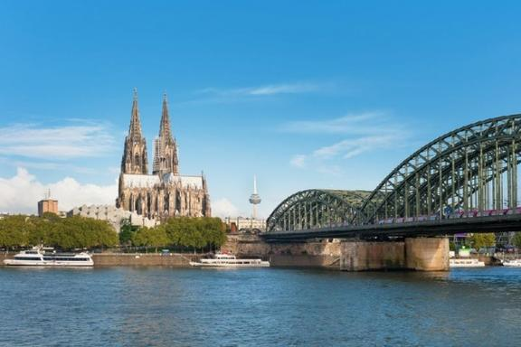 Cologne Sightseeing Cruise
