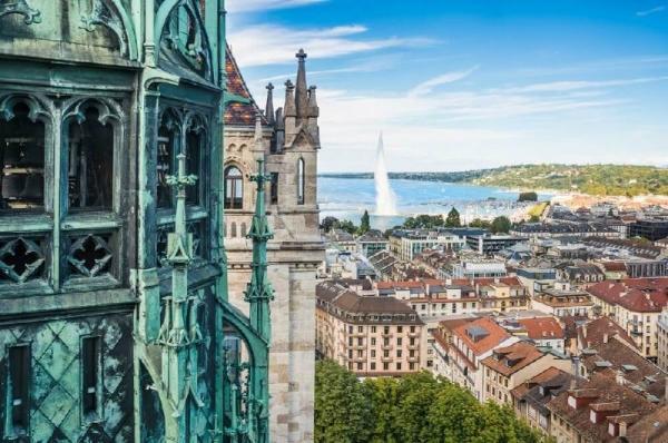 2.5-hour Geneva Sightseeing Tour