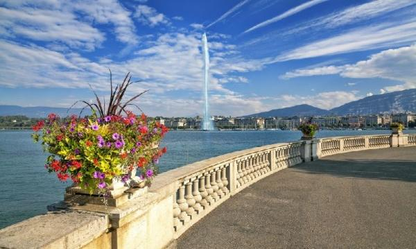 Geneva City Tour and Lake Geneva Cruise