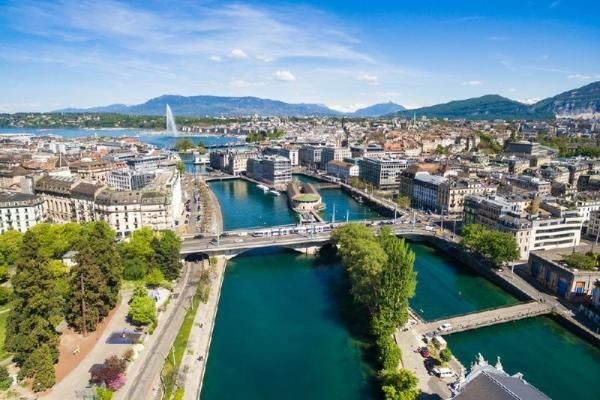 Geneva City Tour and Lake Cruise