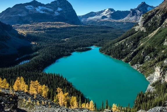6-Day Vancouver, Canadian Rocky Mountain & Jasper National Park Summer Tour Package