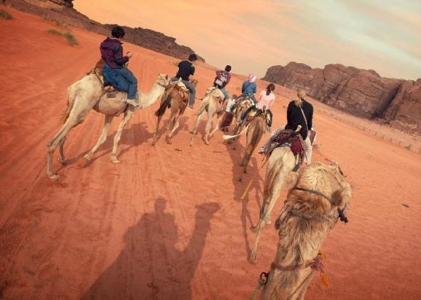 8-Day Jordan Active Adventure Tour