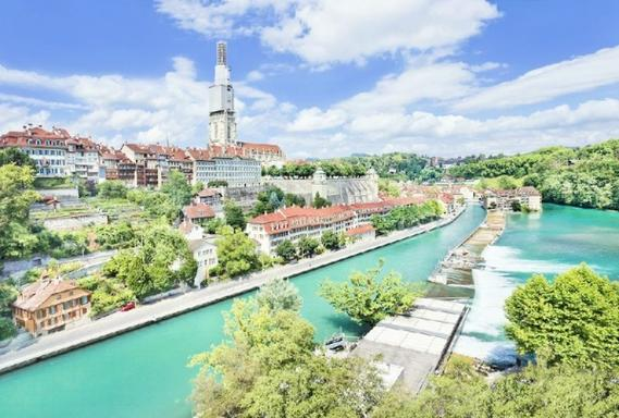 9-Day Prague to Paris Tour Package: Munich - Zurich - Swiss Alps - Lucerne - Bern