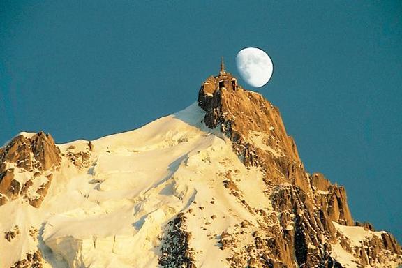 Chamonix Mont-Blanc Day Trip w/ Aiguille du Midi + Mer de Glace