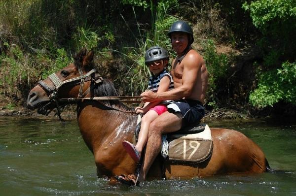 Horse Riding Experience in Marmaris