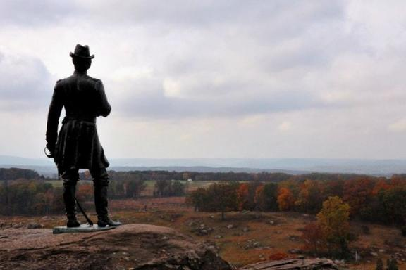 2-Day Gettysburg and Monticello Combo Tour