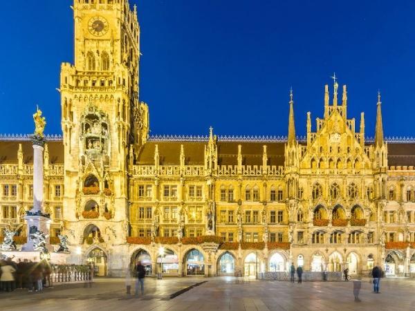 4-Day Munich + Salzburg Vacation Package