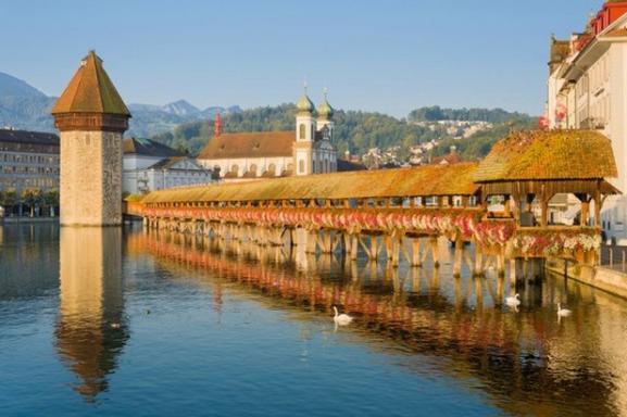 5-Day Zurich to Paris Tour