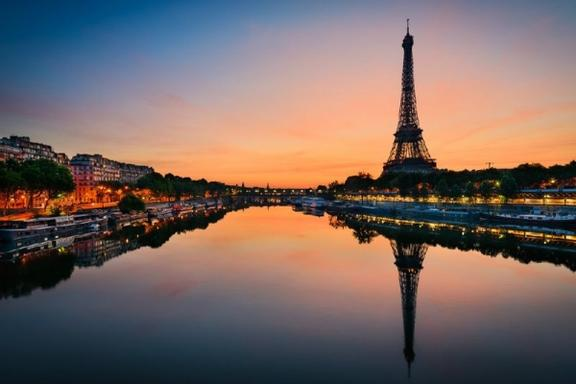 6-Day Madrid to Barcelona and Paris Tour Package