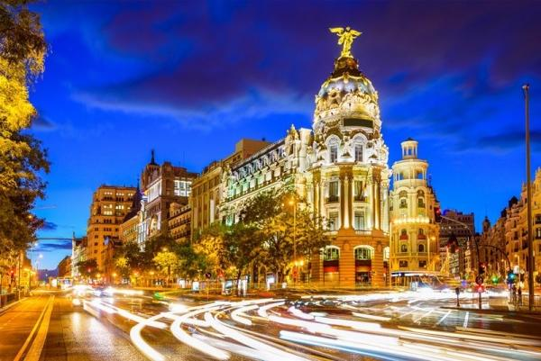 10-Day Spain and France Holiday Package: Andalucia - Madrid - Barcelona - Paris